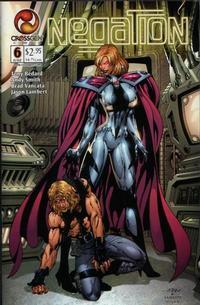 Cover Thumbnail for Negation (CrossGen, 2002 series) #6