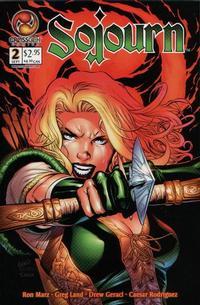 Cover Thumbnail for Sojourn (CrossGen, 2001 series) #2