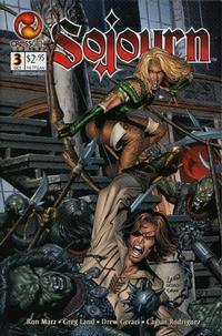 Cover Thumbnail for Sojourn (CrossGen, 2001 series) #3