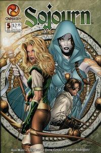 Cover Thumbnail for Sojourn (CrossGen, 2001 series) #5