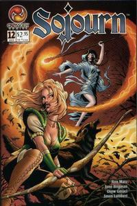 Cover Thumbnail for Sojourn (CrossGen, 2001 series) #12