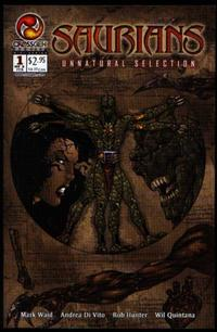 Cover Thumbnail for Saurians: Unnatural Selection (CrossGen, 2002 series) #1