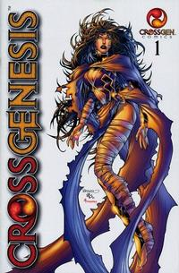 Cover Thumbnail for Crossgenesis (CrossGen, 2000 series) #1