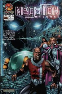 Cover Thumbnail for Negation (CrossGen, 2002 series) #Prequel