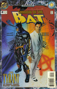 Cover Thumbnail for Batman: Shadow of the Bat Annual (DC, 1993 series) #2 [Direct Sales]