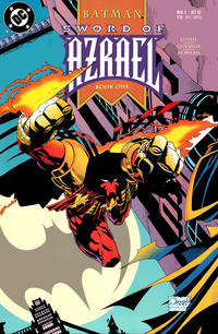 Cover Thumbnail for Batman: Sword of Azrael (DC, 1992 series) #1