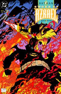 Cover Thumbnail for Batman: Sword of Azrael (DC, 1992 series) #4