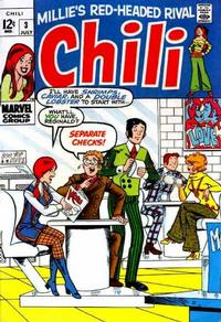 Cover Thumbnail for Chili (Marvel, 1969 series) #3