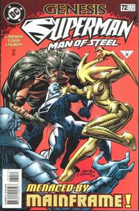 Cover Thumbnail for Superman: The Man of Steel (DC, 1991 series) #72