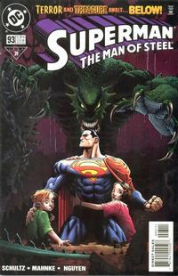 Cover Thumbnail for Superman: The Man of Steel (DC, 1991 series) #93