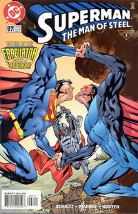 Cover Thumbnail for Superman: The Man of Steel (DC, 1991 series) #97