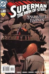Cover Thumbnail for Superman: The Man of Steel (DC, 1991 series) #99