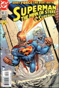 Cover Thumbnail for Superman: The Man of Steel (DC, 1991 series) #103