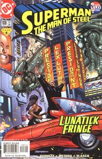 Cover Thumbnail for Superman: The Man of Steel (DC, 1991 series) #108