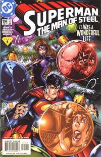 Cover Thumbnail for Superman: The Man of Steel (DC, 1991 series) #109 [Direct Edition]