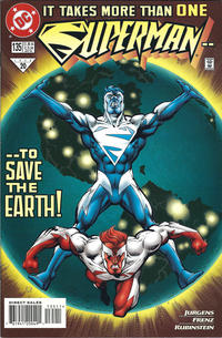 Cover Thumbnail for Superman (DC, 1987 series) #135