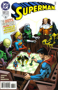 Cover Thumbnail for Superman (DC, 1987 series) #137