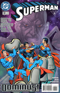 Cover Thumbnail for Superman (DC, 1987 series) #138