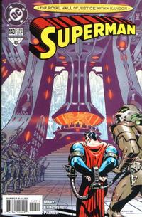 Cover Thumbnail for Superman (DC, 1987 series) #140 [Direct Sales]
