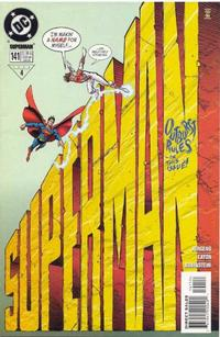 Cover Thumbnail for Superman (DC, 1987 series) #141 [Direct Sales]