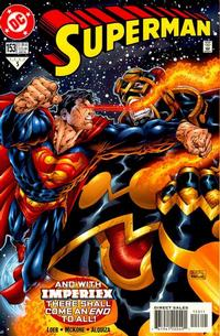Cover Thumbnail for Superman (DC, 1987 series) #153