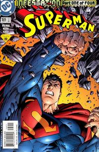 Cover Thumbnail for Superman (DC, 1987 series) #169