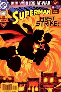 Cover Thumbnail for Superman (DC, 1987 series) #172