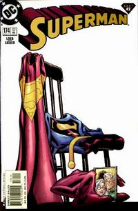 Cover Thumbnail for Superman (DC, 1987 series) #174 [Direct Sales]