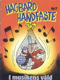 Cover Thumbnail for Hagbard Handfaste (Hemmets Journal, 1977 series) #7
