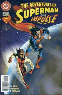Cover Thumbnail for Adventures of Superman (DC, 1987 series) #533