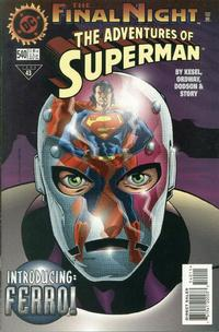 Cover Thumbnail for Adventures of Superman (DC, 1987 series) #540