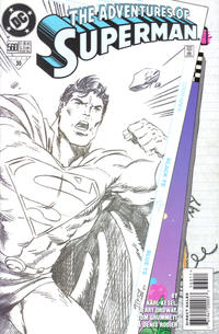 Cover Thumbnail for Adventures of Superman (DC, 1987 series) #560