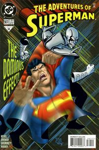 Cover Thumbnail for Adventures of Superman (DC, 1987 series) #561 [Direct Sales]