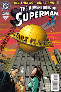 Cover Thumbnail for Adventures of Superman (DC, 1987 series) #562 [Direct Sales]