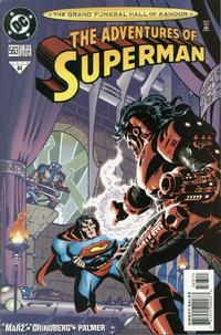 Cover Thumbnail for Adventures of Superman (DC, 1987 series) #563 [Direct Sales]