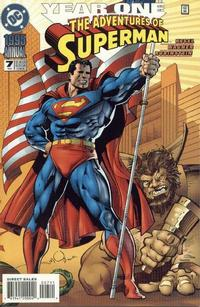 Cover Thumbnail for Adventures of Superman Annual (DC, 1987 series) #7