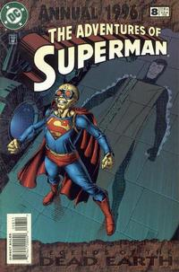 Cover Thumbnail for Adventures of Superman Annual (DC, 1987 series) #8