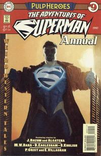 Cover for Adventures of Superman Annual (DC, 1987 series) #9