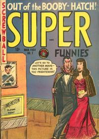 Cover Thumbnail for Super Funnies (Superior Publishers Limited, 1953 series) #2