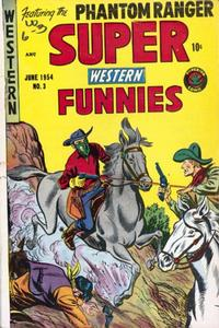Cover Thumbnail for Super Funnies (Superior Publishers Limited, 1953 series) #3