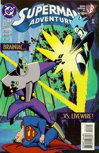 Cover Thumbnail for Superman Adventures (DC, 1996 series) #23 [Direct Sales]