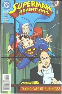 Cover Thumbnail for Superman Adventures (DC, 1996 series) #27 [Direct Sales]