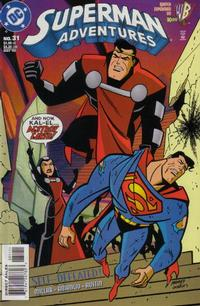 Cover Thumbnail for Superman Adventures (DC, 1996 series) #31