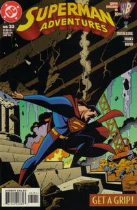 Cover Thumbnail for Superman Adventures (DC, 1996 series) #32