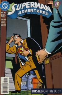Cover Thumbnail for Superman Adventures (DC, 1996 series) #33