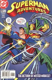 Cover Thumbnail for Superman Adventures (DC, 1996 series) #53