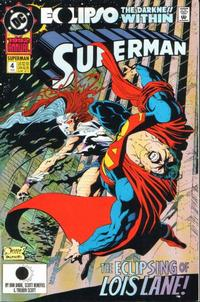 Cover Thumbnail for Superman Annual (DC, 1987 series) #4 [Direct]