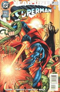Cover Thumbnail for Superman Annual (DC, 1987 series) #7