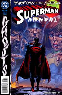 Cover Thumbnail for Superman Annual (DC, 1987 series) #10 [Direct Sales]