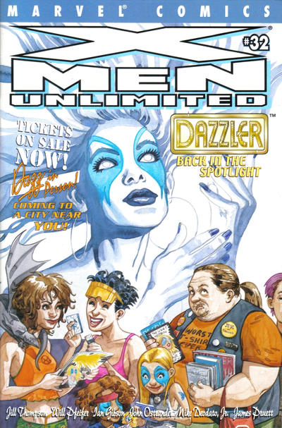 Cover for X-Men Unlimited (Marvel, 1993 series) #32